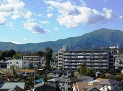 家からの大山と富士山.jpg