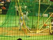 20100822_桧山バッティング練習中.jpg