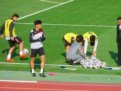 2014-03-16_湘南−札幌、スタジアム入場後選手紹介前 (90).jpg
