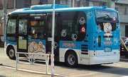 忠犬ハチ公バス.JPG