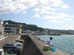小浜の漁港.JPG