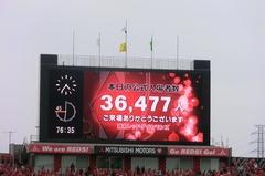 本日の入場者数36477人.jpg